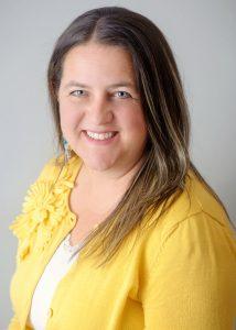 Gretchen Gordon, Executive Assistant