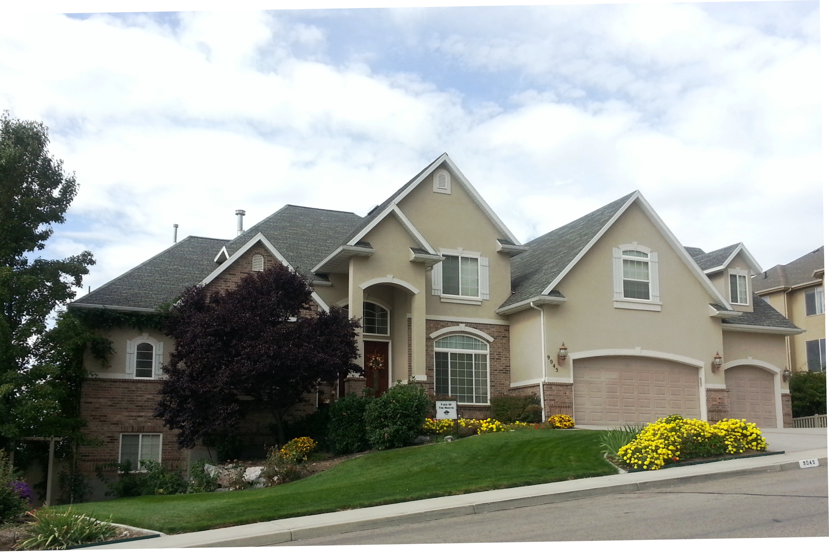 The Guymon Residence, 9045 N Canyon Heights Drive, Cedar Hills