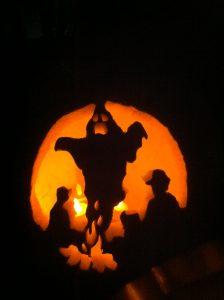 Pumpkin Carving Contest Winner, Oct. 29, 2012