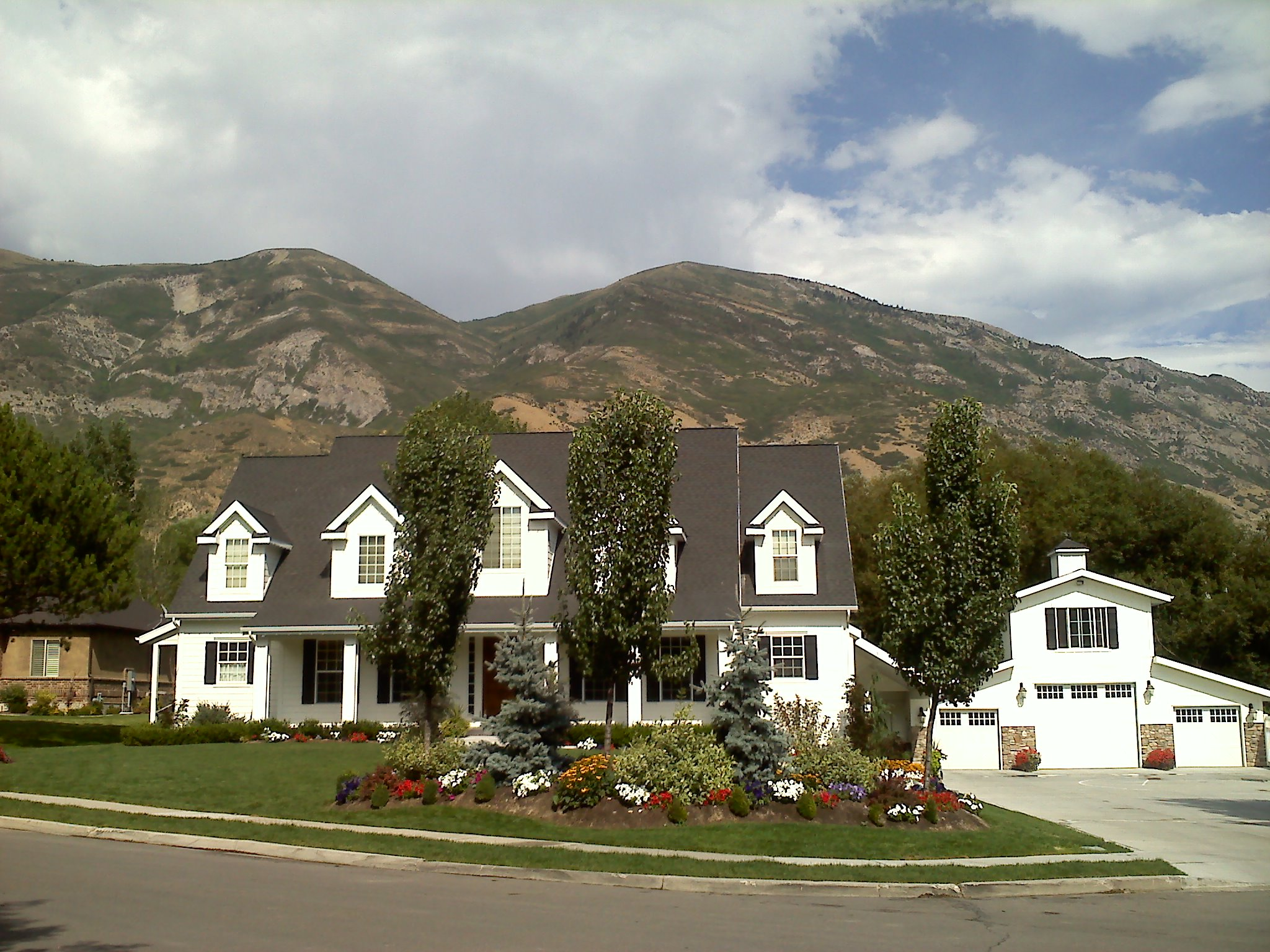 Demille residence on Meadow Drive