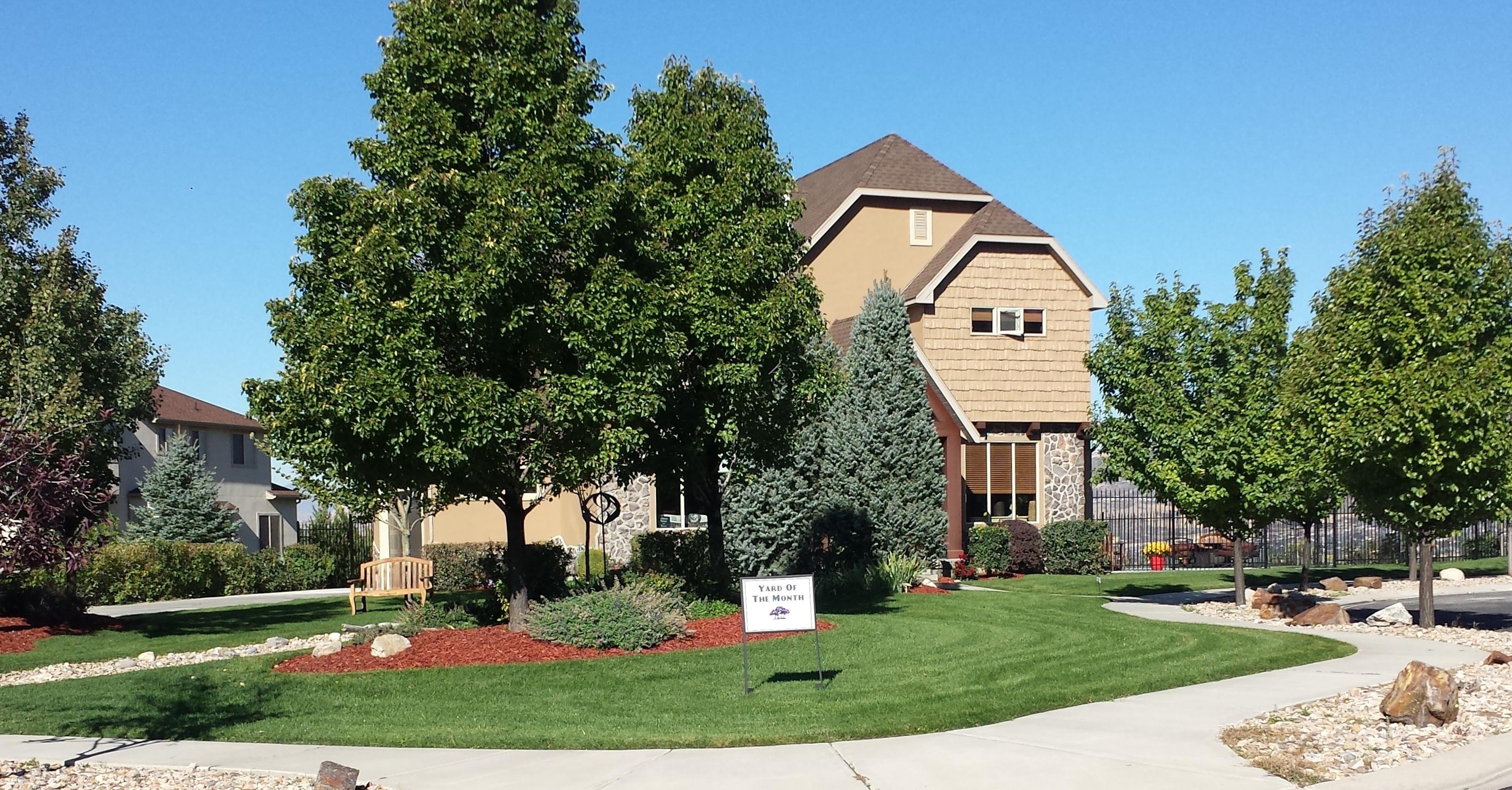 The Pollock Residence -10785 N Sheridan