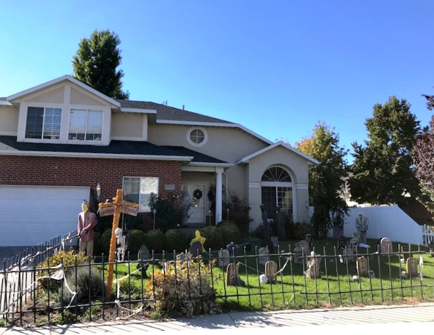 The Hafen Residence, 9663 N Dorchester Drive